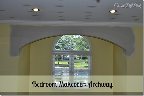 BedroomArchway