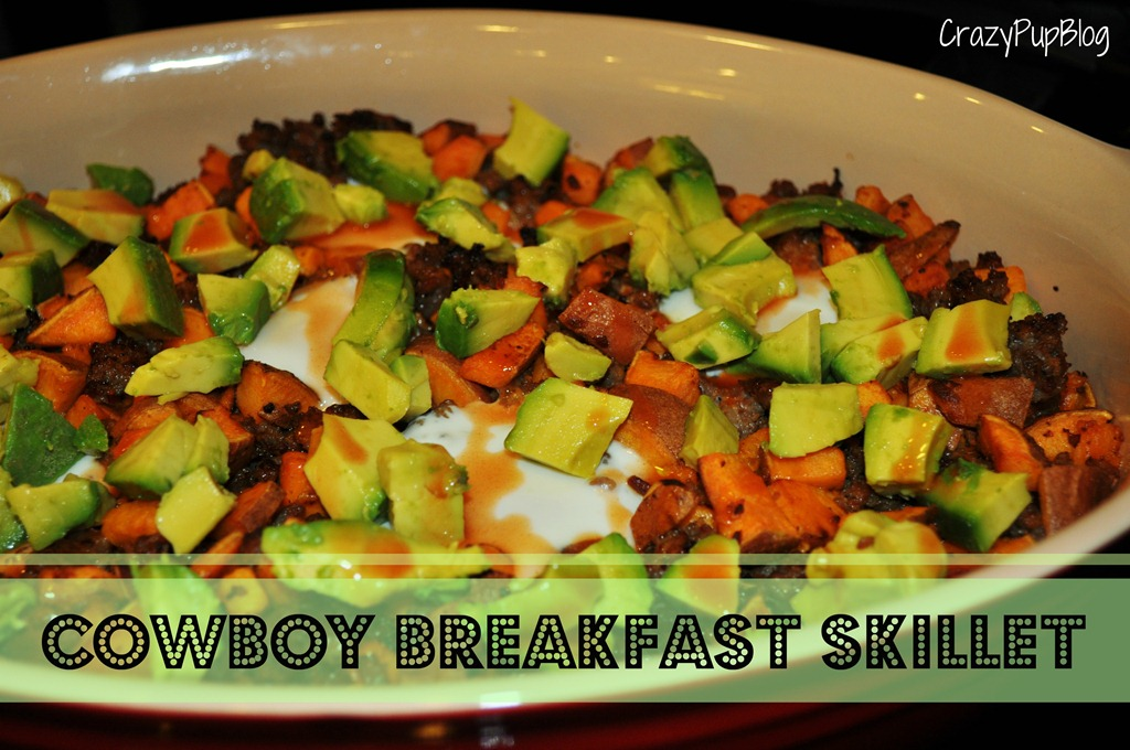 Cowboy Breakfast Skillet | Life With a Crazy Pup